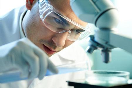 лаборант это рабочий или специалист