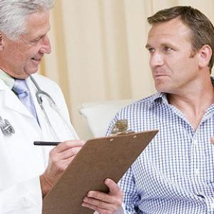 Медикаментозная терапия у больных аденомой предстательной железы