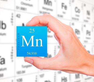 марганец химический елемент_медпросвита