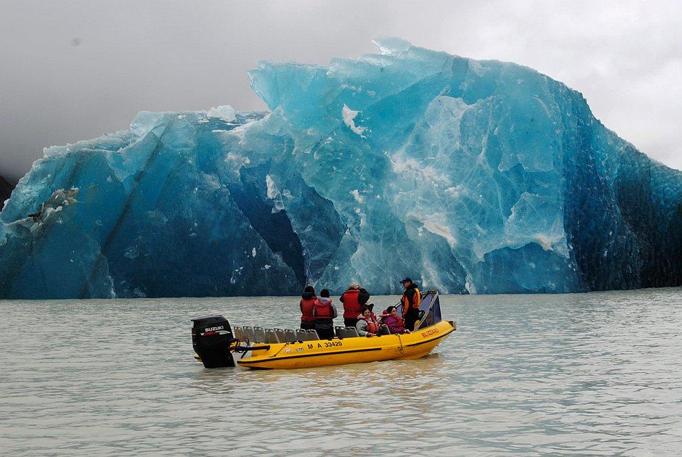 Учеными в ледниках было обнаружено кое-что интересное, а именно - бактерии которые способны продлевать жизнь