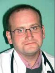 Дмитрий Дудар, врач инфекционист