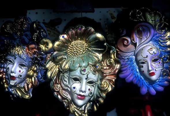 карнавальные маски_медпросвита
