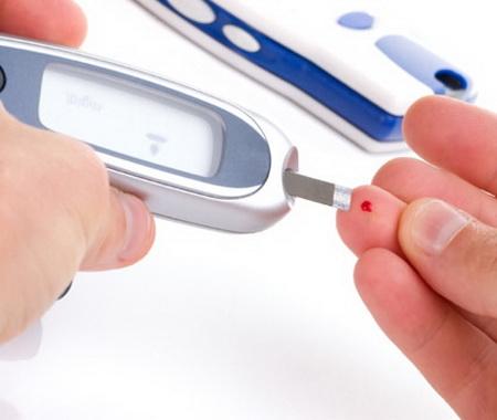 Диабет тип 2, проверка уровня сахара в крови_медпросвита