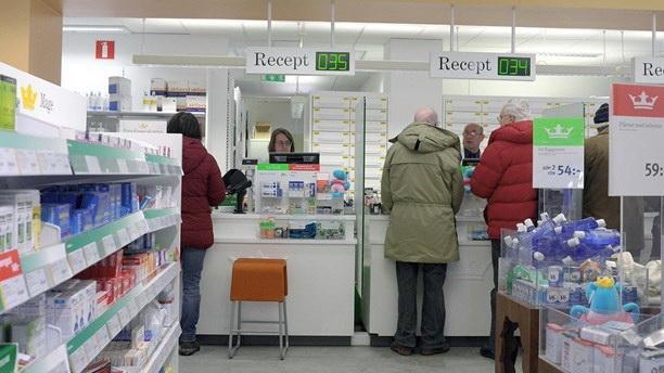 Тихо, спокойно... аптека есть аптека
