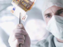Медицина — дорогое удовольствие. И не может быть дешевым