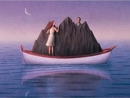 Женщина четко понимает, что ей неприятно такое отношение к ней, но, на самом деле, она ищет именно такую модель отношений, и не иначе.