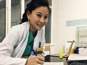 Айпери Мурзалымбекова : Медицина Кыргызстана