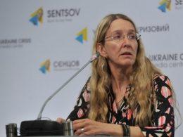 Вице-спикер ВР опубликовала диплом Ульяны Супрун (фото)