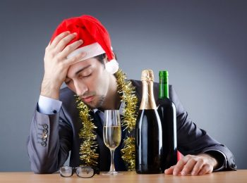 Якщо стало погано під час Новорічних свят - поради лікаря.