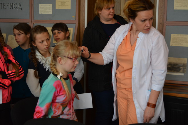 ОксанаЖданова,офтальмолог, Попасная, Медпросвита