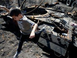 Каждый четвертый ребенок на Донбассе нуждается в помощи