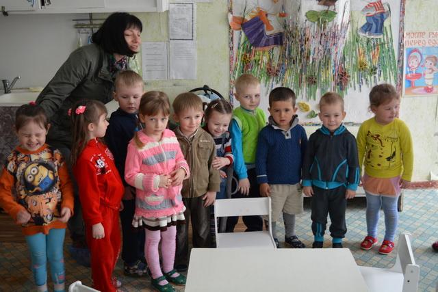 Детям нужна забота Медпросвита Попасная