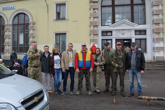 Вокзал Констинтиновка, Луганская область, Медпросвита