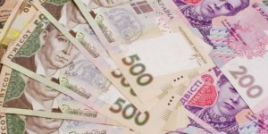Гроші_паперові купюри_Медпросвіта