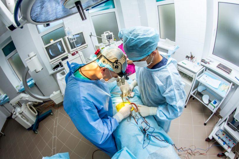 Операция по удалению грыжи диска – микродискектомия