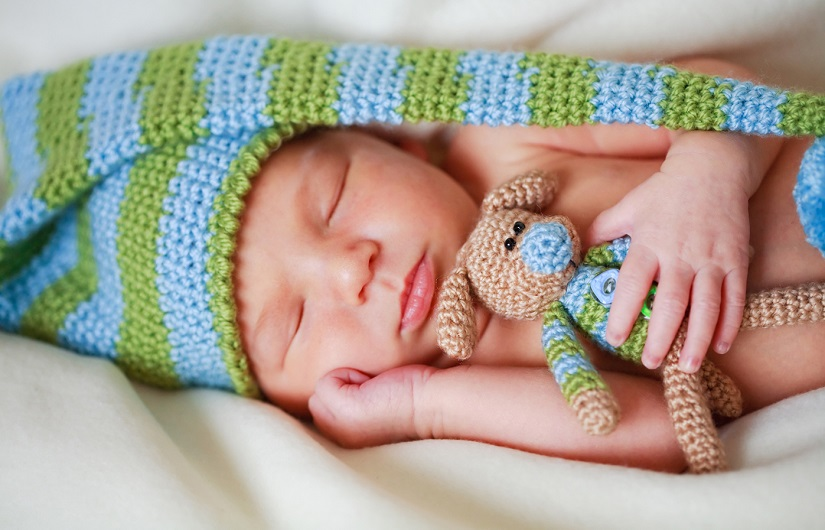 календарь развития ребенка_спящий ребенок_медросвіта