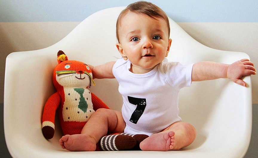 Календарь развития ребенка от 6 до 7 месяцев | Медпросвіта