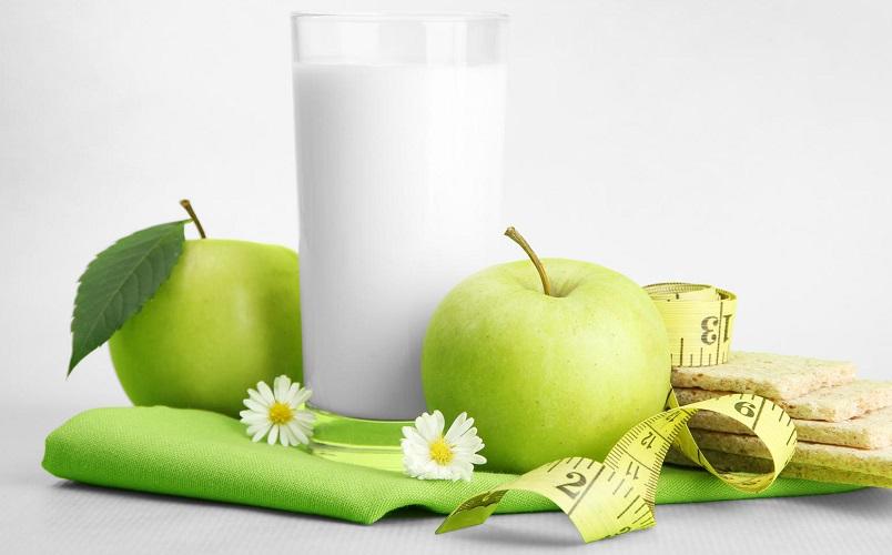 Кефирно яблочный разгрузочный день для беременных 74