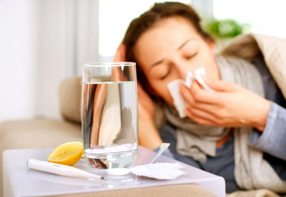 На Прикарпатті захворюваність на грип серед дорослих зросла на третину